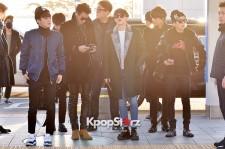 EXO、人気トップアイドルのオーラ全開!「2014 Mnet Asian Music Award」空港ファッション