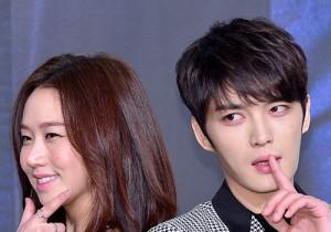 JYJジェジュン、甘い笑顔で視線を釘付け!KBSドラマ『スパイ』制作発表会
