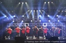 """【ライブレポート】ToppDogg(1)、""""ファンと超接近""""2015年第1弾ライブ「ToppDogg""""ANNIEVERSARY""""Concert~ANNIE~」開催!"""