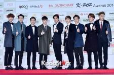 EXO、今年の歌手賞・第2四半期アルバム1位獲得!「第4回GAONチャートK-POPアワード」