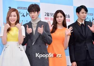新ドラマ『ボクの愛』、豪華キャスト勢揃い!tvN『ボクの愛』制作発表会