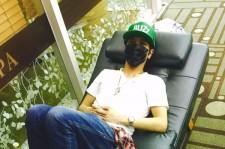 CNBLUE ジョン・ヨンファ 強風のため仁川空港で足止め、中国気象庁が男神の天気予報で紹介!?