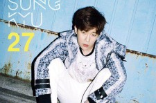 INFINITE ソンギュ、27歳の今を表現する2ndソロアルバム『27』でカムバック!