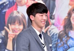 ナム・ジュヒョク、KBS 2TV『Who are you -学校2015』制作発表会に登場!