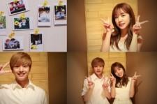 "BTOBソンジェ&Apinkナムジュ、2日にプロジェクトソングを公開!""2人の甘いボイスに期待"""