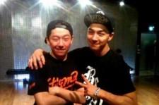HOTSHOT KID MONSTER、BIGBANG SOLとツーショット写真公開!