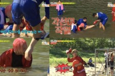 BIGBANG SOL、ズボンを脱がされ下着姿に!