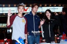 2PM ウヨン&テギョン、miss A スジ 「Reebok」ファンサイン会に登場