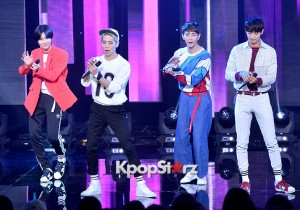 SHINee、SBS『THE SHOW』で「View」を披露!1位獲得!!