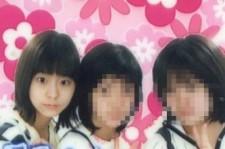 AFTER SCHOOL ユイ 中学時代の写真「変わらず可愛いまま」