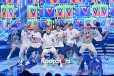 SEVENTEEN、「Adore U」披露!MBC『SHOW CHAMPION』