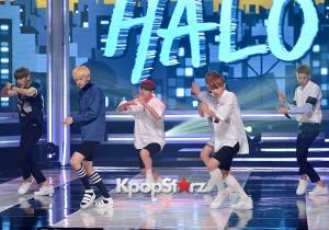 HALO、パワフルステージで会場を魅了!MBC『SHOW CHAMPION』