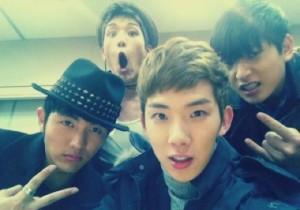 2AMチョ ・グォン、メンバー写真とともにファーストシングル「Never let you go」をPR