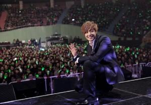 キム・ヒョンジュン、6千人のファンとファンミーティング