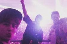2PM Jun. K、メンバーとJUNHOのソロコンを応援!「写真はだめですけど」