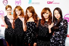 Wonder Girls、アメリカで映画デビュー ロスでPRイベント
