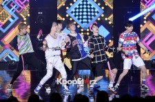 GOT7、『THE SHOW』で「Just Right」披露!