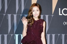 Girls' Generation's Beautiful Jessica Attends 'LOVE YOUR W' Campaign