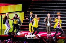 KCON 2012: B.A.P Shows Best Absolute Perfect Talent in Evening Concert at KCON