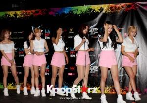 AOA、「KCON 2015 USA」NY公演に出演!