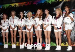 少女時代、「KCON 2015 USA」NY公演に出演!
