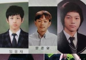 INFINITE、ZE:Aなど、K-POPボーイズアイドルの少年時代の写真