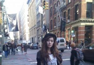 ニューヨーカーに変身 少女時代ジェシカ