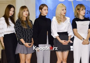 4Minute、「CUBE FESTIVAL」記者会見に出席!