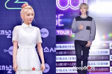 少女時代 テヨン&EXO ベクヒョン、交際1年3か月で破局説浮上