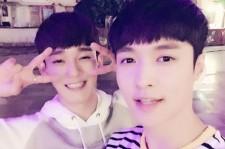 EXO レイ、チェンの誕生日をお祝い!「いつもごめん、ありがとう」