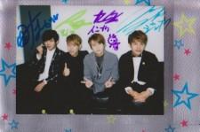 【読者限定プレゼント】SHU-Iの直筆サイン入りチェキ写真(3名様)をリツイート&フォローでゲット!