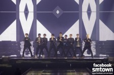 SUPER JUNIOR 「SUPER SHOW 4」台湾公演 写真(4/5)