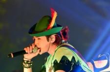 チャン・グンソク率いる音楽ユニットTEAM Hがハロウィンを コンセプトとした日本での公演を成功裏に終了!