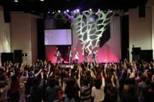 好青年俳優グループ5urprise日本デビュー記念ライブで溢れる優しさとピュアさで女性ファンを魅了!
