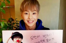 EXO シウミン、主演ドラマ『ドジョンに惚れる』再生回数2千万回突破!直筆メッセージ公開