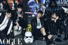 EXO カイ&セフン&スホ&チェン、映画『スター・ウォーズ』マニアに変身!セフンに膝枕してもらうのはどのメンバー?