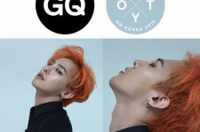 BIGBANG G-DRAGON、『GQ KOREA』選定「2015 MEN OF THE YEAR」に!