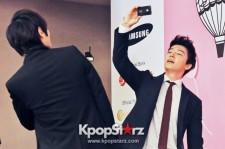Super Junior Donghae, SMTown Artists Dazzle in Live World Tour 3 Press Conference