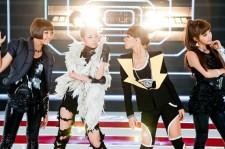 2NE1、レディー・ガガやリアーナに並んでエイベックス編アルバムに曲収録
