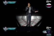 チャン・グンソク、『M Countdown』にサプライズ登場!「皆さん、準備はできた?」
