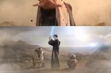 EXOを離れたルハン、映画『スター・ウォーズ』R2-D2&BB-8らと共演?!広報映像が話題に