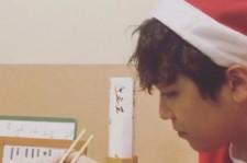 FTISLAND イ・ホンギ 大阪でのクリスマスイブのご馳走は「くじらおすし」!?