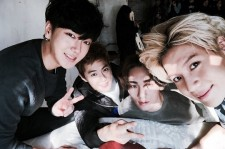 SUPER JUNIORイェソン、EXOスホ&SHINeeキー、テミンと撮影風景公開!