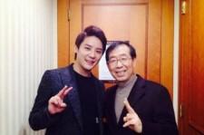 ソウル市長、JYJジュンス「ソウル歌謡大賞」不参加に言及「再発時後援を中断」