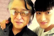 EXOを離れたタオ、主演中国映画『夏、19歳の肖像』原作者島田荘司と台湾でツーショット!