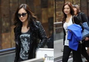 少女時代ユリがNY入り ドラマ『ファッション王』撮影で2週間滞在