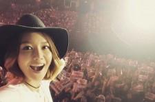 少女時代スヨン、タイでサプライズ誕生祝いに感激!
