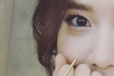 少女時代ユナ、超ドアップのセルフショット公開!「明けましておめでとう」