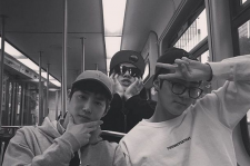 EXO チャンヨル、セフン&スホとダラス観光中?!