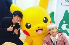 CROSS GENE SHIN、渡部秀&ピカチュウと夢の共演?!